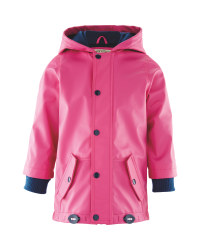 Lily & Dan Kids' Pink Mac