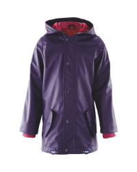 Lily & Dan Kids' Purple Mac