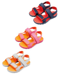 Lily & Dan Kids' Trekking Sandals