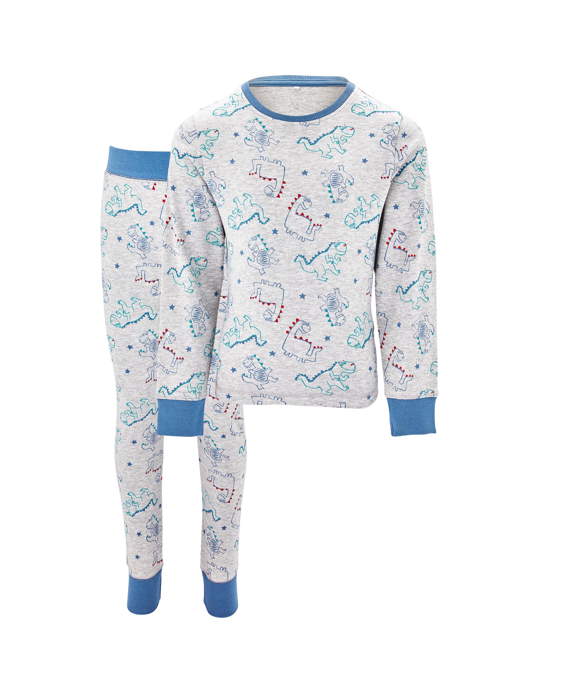 Lily & Dan Kid's Dinosaur Pyjamas