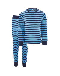 Lily & Dan Kid's Stripe Pyjamas