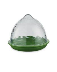 Lime Food Storage Pod-Clear