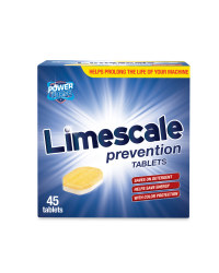 Limescale Prevention Tablets