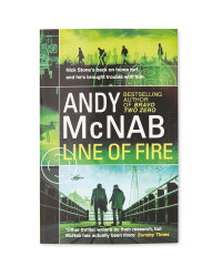 Line of Fire Paperback Book