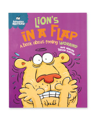 Lion's In A Flap Baby Book