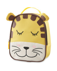 Lion Character Shape Lunch Bag