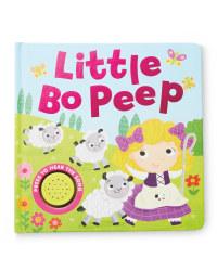 Little Bo Peep Sound Book