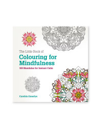 Little Book of Colouring Mindfulness