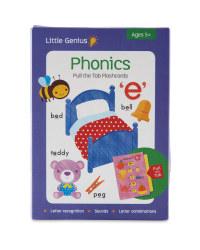Little Genius Phonics Flashcards