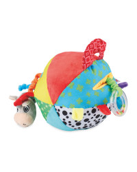 Squeak, Rattle and Roll Toy