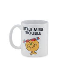 Little Miss Little Miss Trouble Mug