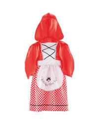 Little Red Riding Hood Fancy Dress