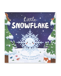Little Snowflake Picture Book