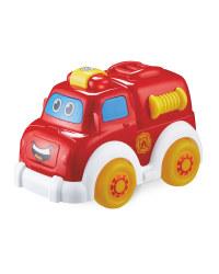 Little Town Light & Sound Fire Truck