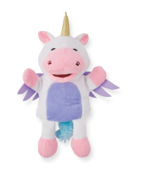 Little Town Unicorn Hand Puppet
