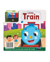 Little Train Busy Day Board & Book