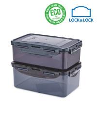 Lock & Lock Eco Food Storage  2 Pack