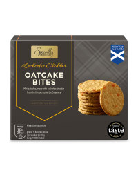 Lockerbie Cheddar Oatcake Bites