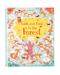 Look & Find: The Forest Nature Book