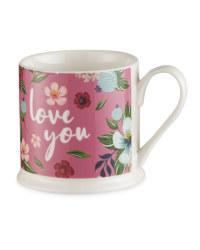Love You Mother's Day Mug