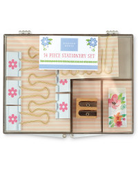 Lovely Blooms Stationery Set