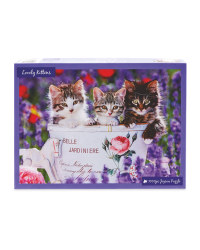 Lovely Kittens Jigsaw Puzzle