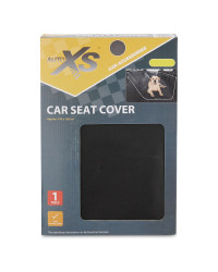 Rear Car Seat Cover Protection