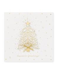 Luxury Tree Christmas Cards