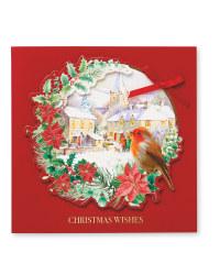 Luxury Robin Christmas Cards