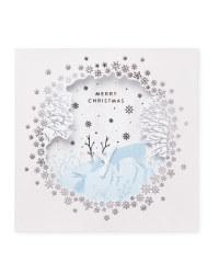 Luxury Deer Christmas Cards