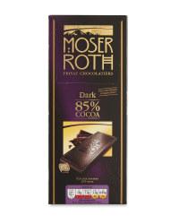 Luxury Dark Chocolate - 85%