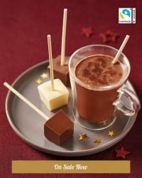 Luxury Hot Chocolate Stirrers