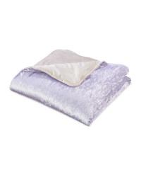 Luxury Pet Blanket/Mat - Velvet Taupe