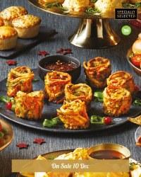 Luxury Vegetable Tempura Nests