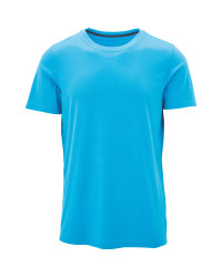 Workwear Men's T-shirt - Turquoise