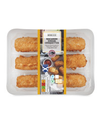 Macaroni Cheese Croquettes