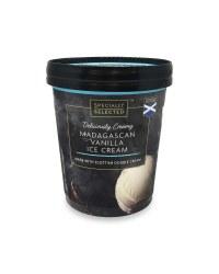 Madagascan Vanilla Ice Cream