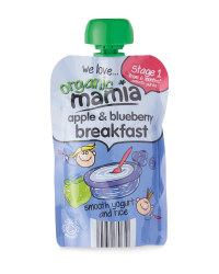 Mamia  Apple & Blueberry Breakfast