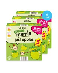 Mamia Apple Pouch Multipacks