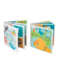 Mamia Bath Book 2 Pack