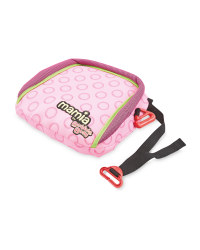 Mamia Bubblebum Child Booster Seat - Pink