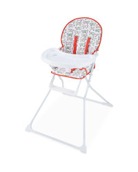 Mamia Dogs Baby Highchair