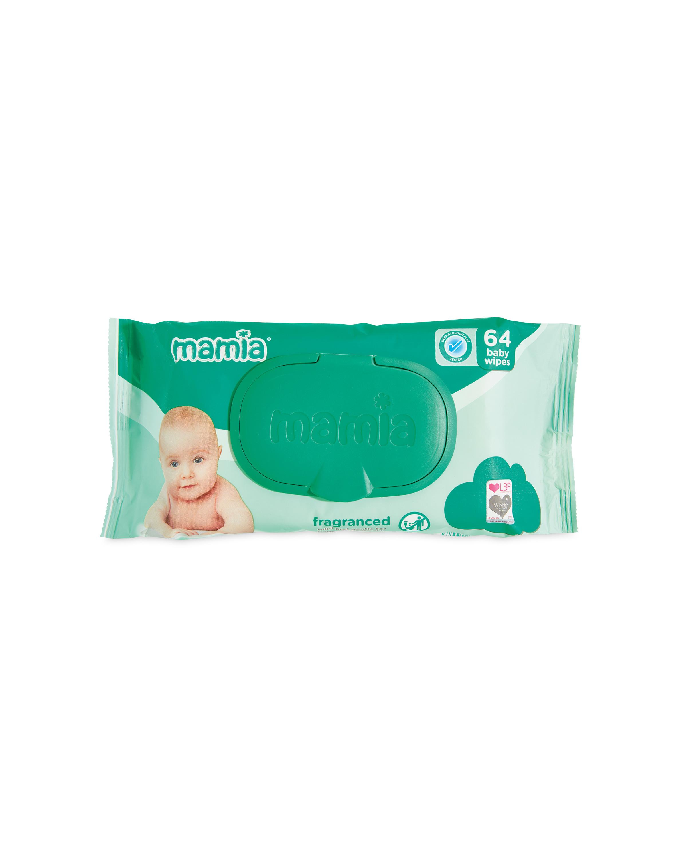 Mamia Fragranced Baby Wipes