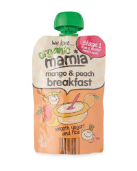 Mamia Mango & Peach Breakfast