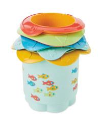 Mamia Stackable Bath Cups