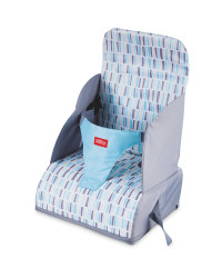 Nuby Travel Booster Seat - Grey