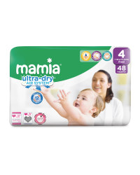 Ultra Dry Maxi Nappies Size 4