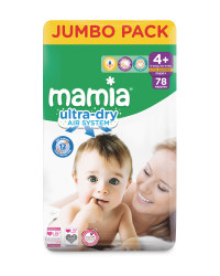 Nappies Jumbo Bag Size 4+