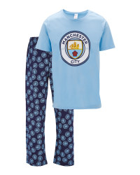 Manchester City Men's Pyjamas