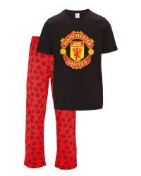 Manchester United Men's Pyjamas